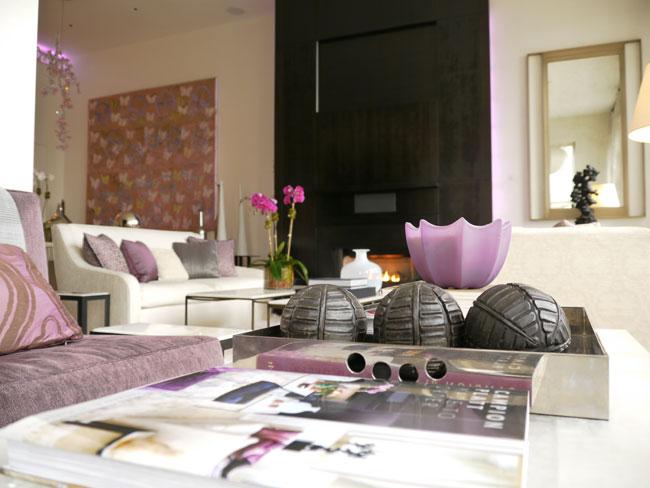 de decoração para casa # decoracao de cozinha na cor lilas
